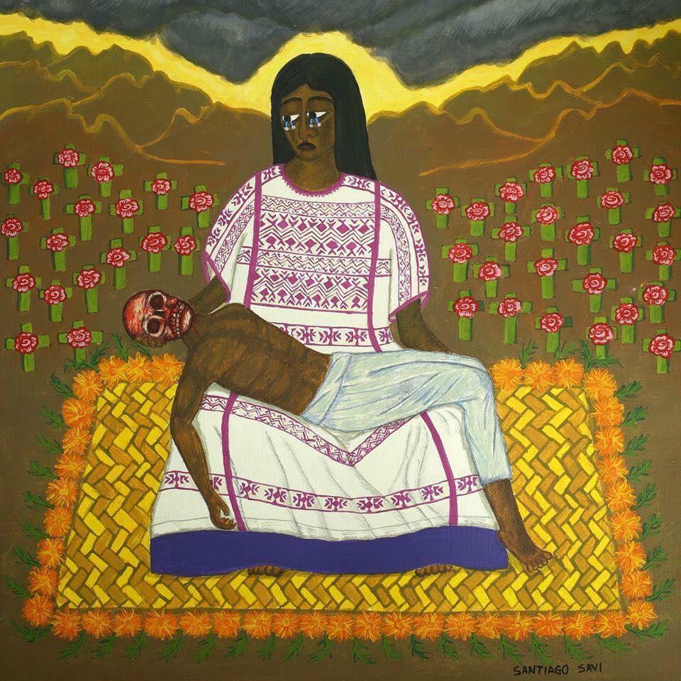 Madre de Ayotzinapa
