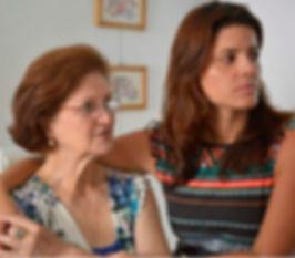 Dona Clemene e Fernanda - Fazendices