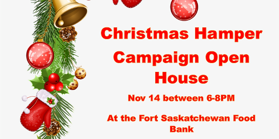 Food Bank Open House