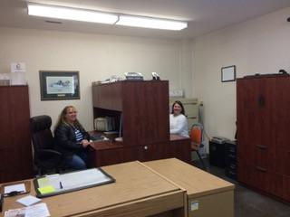 Shell Canada donates office furniture