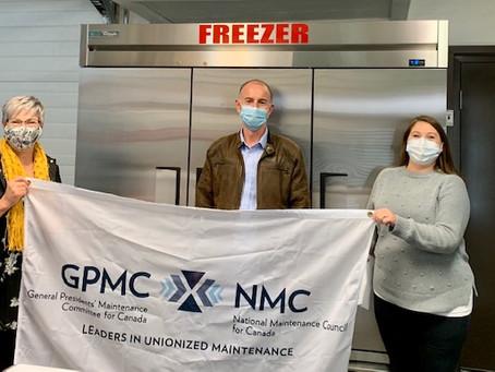 GPMC & NMC Donate $25,000
