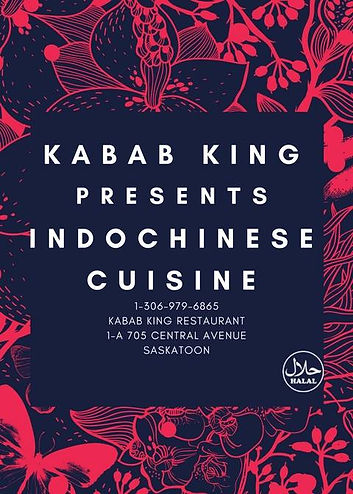 indochinese announcement poster