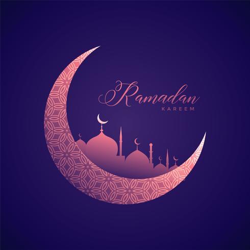 Ramadan Mubarak 2019 Vector Art