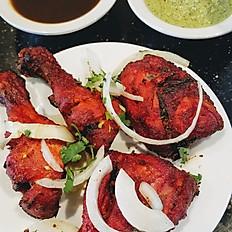 ½ Tandoori Chicken