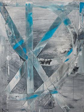 ציור של אמן ישראלי
