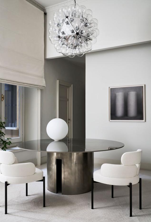 כיסאות אוכל ושולחן איטלקי