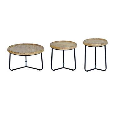 Island Coffee Table Set