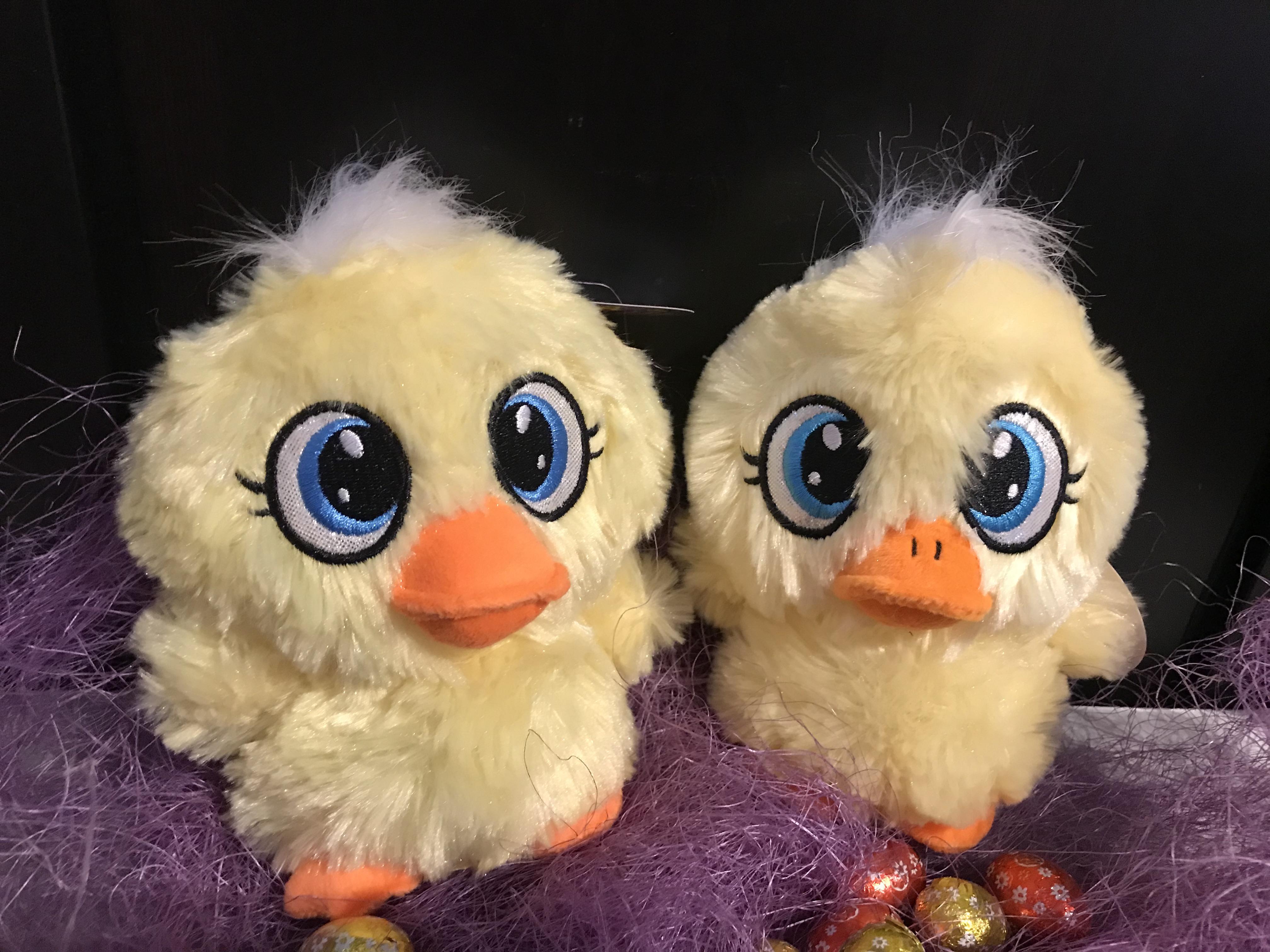 Plush Easter