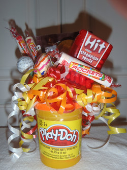 Party Favors - Playdoh