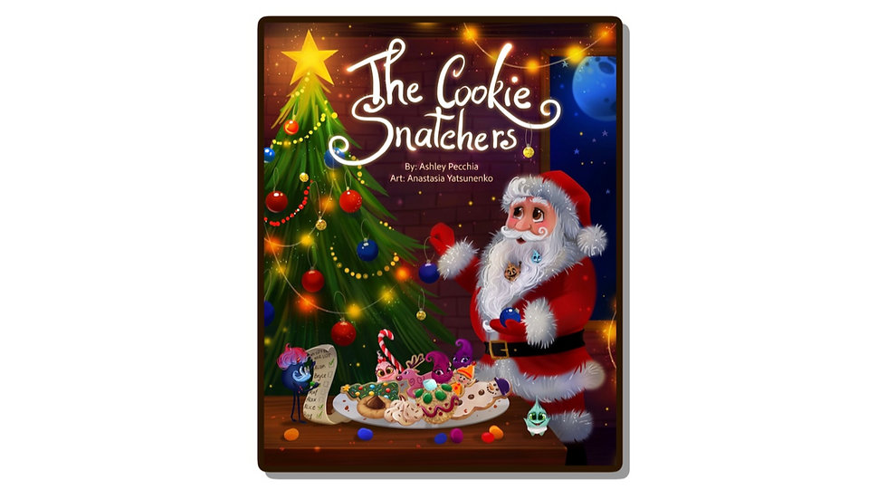 The Cookie Snatchers Hardcover