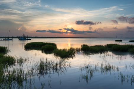 Sunset from Jekyl Island,GA