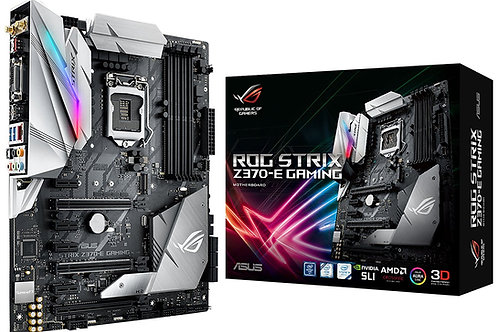 ASUS ROG STRIX Z370-E GAMING LGA1151 DDR4