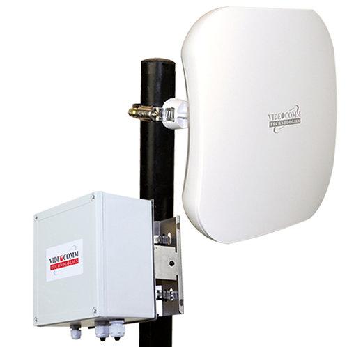 MODEL:HDO-58150TVI  Wireless Outdoor HD-TVI 1080p Video Tx & Rx kit, Range 2'500