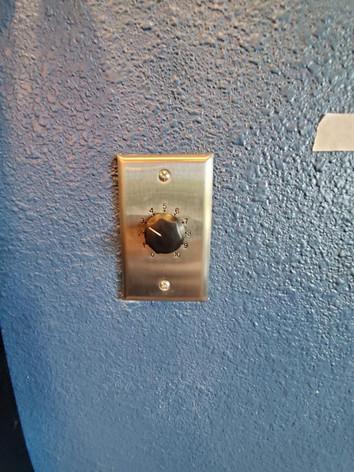 Volume Control Panel