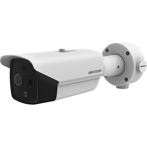 Hikvision | DS-2TD2617B-6/PA | Outdoor Thermal & Optical Network Bullet Camera