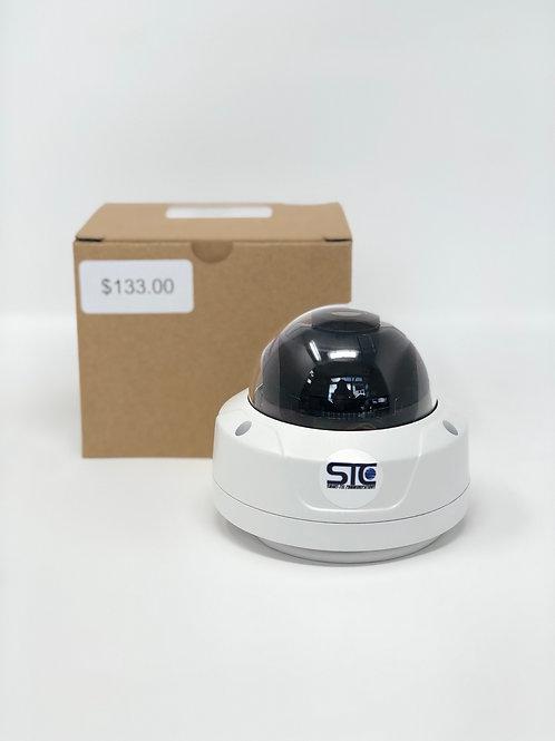 STC | NC324-TD | 4MP WHT Vandal Proof IP Dome Camera