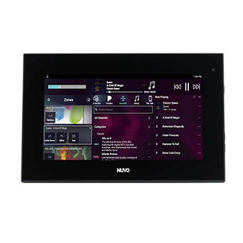 NUVO/LEGRAND|NV-P30-BK | Android PoE Touchscreen