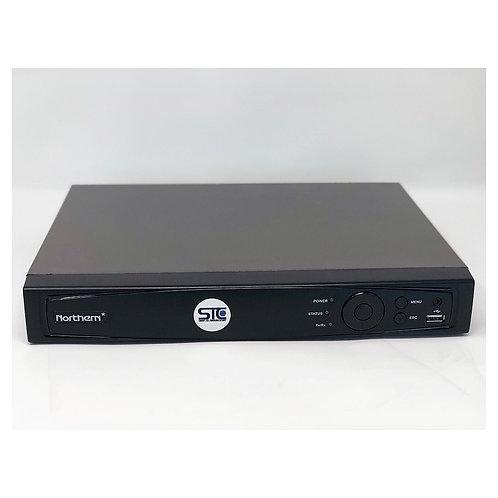 Northern 4-CH 2TB NVR