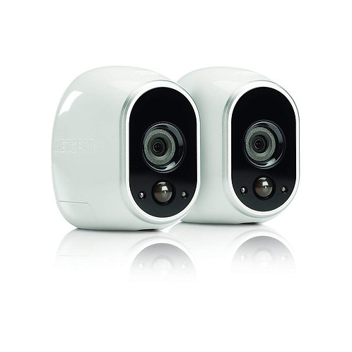 Netgear Arlo Smart Security - 2 HD Cameras