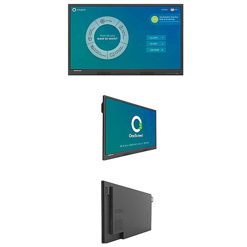 OneScreen Smartboard Touchscreen T5 with Android 6.0 and Play Store