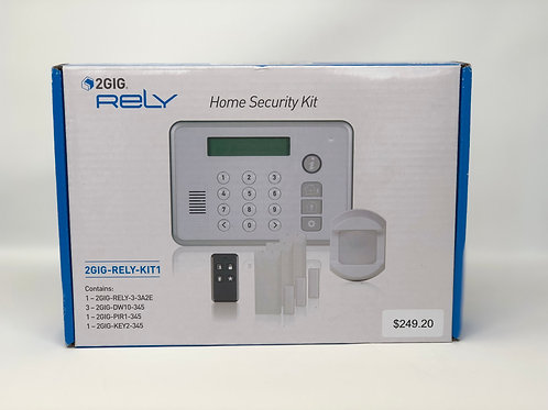 2GIG Rely Home Security Kit