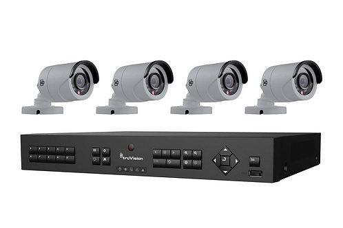 INTERLOGIX|TVR-1508-KB1 | 8CH Hybrid Camera Kit