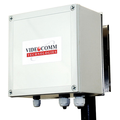 MODEL:VNO-58307w  Rugged 300Mbps Outdoor Video Network Bridge - Range 1 Mile -