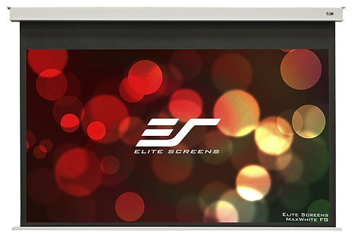 Elite Screens Evanesce B, 100-inch 16:9, Recessed Ceiling In-Ceiling Electric Pr