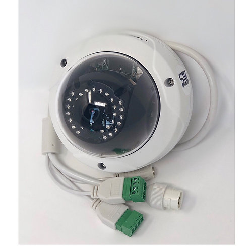 Northern 4MP 1080p Vandal Dome Camera