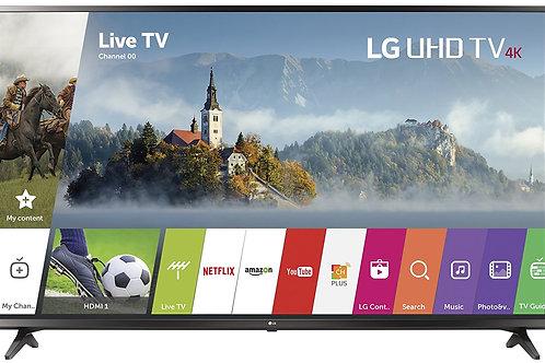 LG Electronics LED TVS Sizes 43,49,55