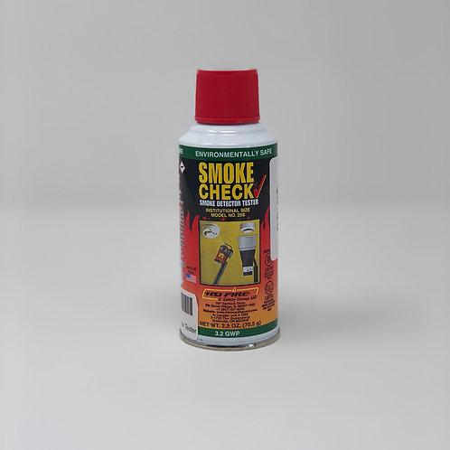 Smoke Check Tester
