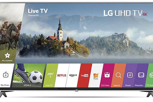 LG Electronics 65-Inch 4K Ultra HD Smart LED TV
