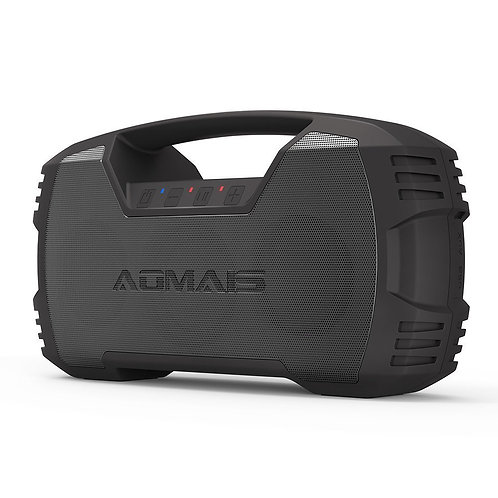 AOMAIS GO Bluetooth Speakers,Waterproof Portable Indoor/Outdoor 30W Wireless Ste