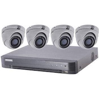 HIKVISION|T7204U1TA4 | 4 Channel NVR Camera Kit