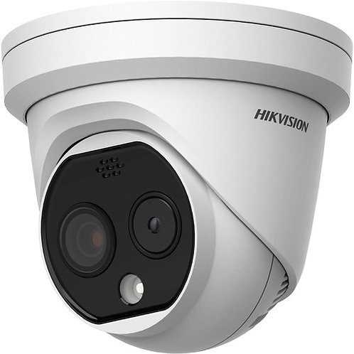 Hikvision | DS-2TD1217B-3/PA | Thermal Network Turret Camera