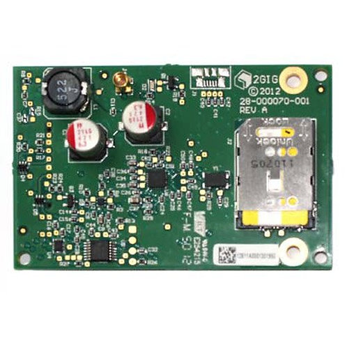 2gig GC3GAA AT&T 3G Cell Radio Module with ANT3X (Black
