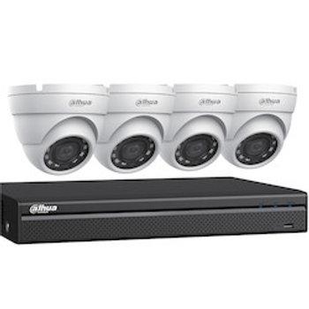 DAHUA TECHNOLOGY|C544E42 | Hybrid Camera Kit