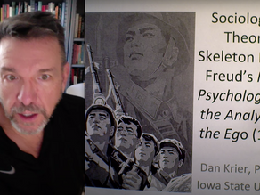 Lecture: Mass Psychology and the Analysis of the Ego Part 1 and 2