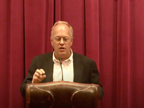 Lecture: Wages of Rebellion and The Moral Imperative of Revolt by Chris Hedges