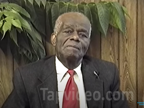 Lecture: Taking Back Our Minds with Dr. John Henrik Clarke and Dr. Amos Wilson