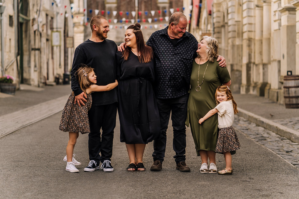family photographer dunedin