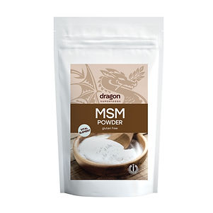 3800225476140 - Dragon S. MSM Powder 200