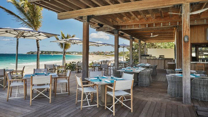 Top Anguilla restaurants to reach by yacht 2018