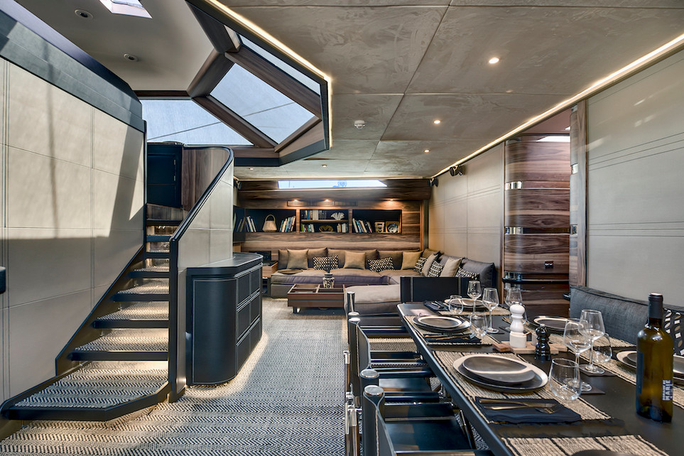 Living Room - Ocean Pure - St Barth - We