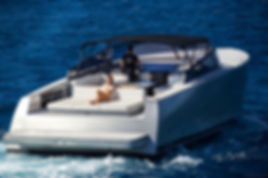 Van Dutch Boat Rental St Barth