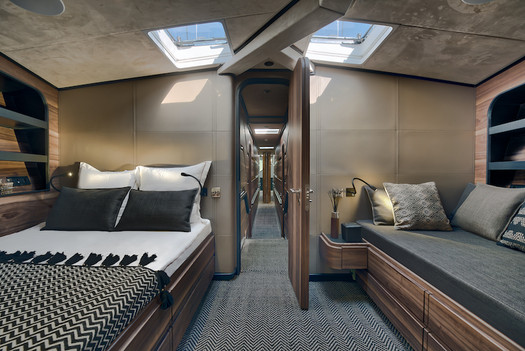 Double-Guest and single cabin - Ocean Pu