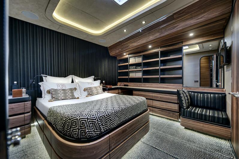 VIP cabin - Ocean Pure - St Barth - West