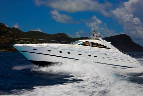 Princess_65_West_Indies_Yacht_Charter_St_Barth