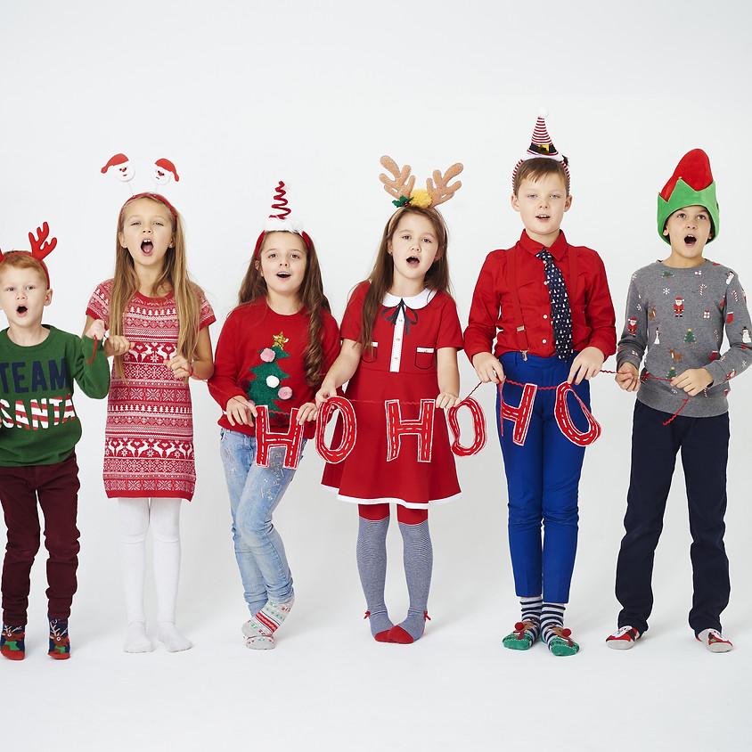 Christmas Carol Sing-a-Long