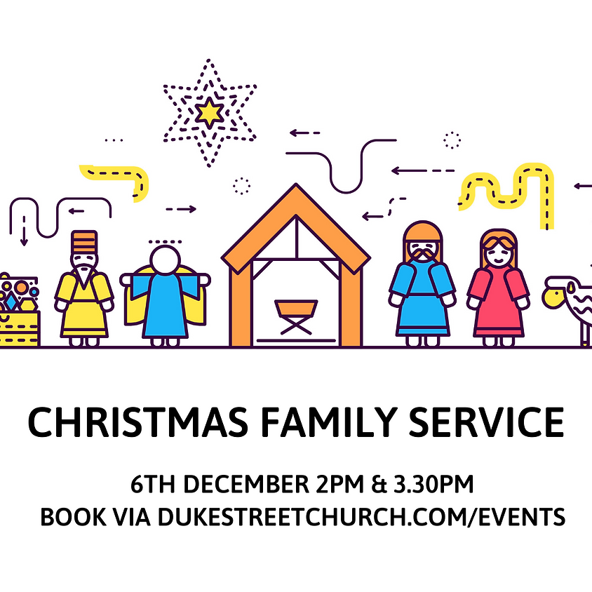 Christmas Family Service 2pm